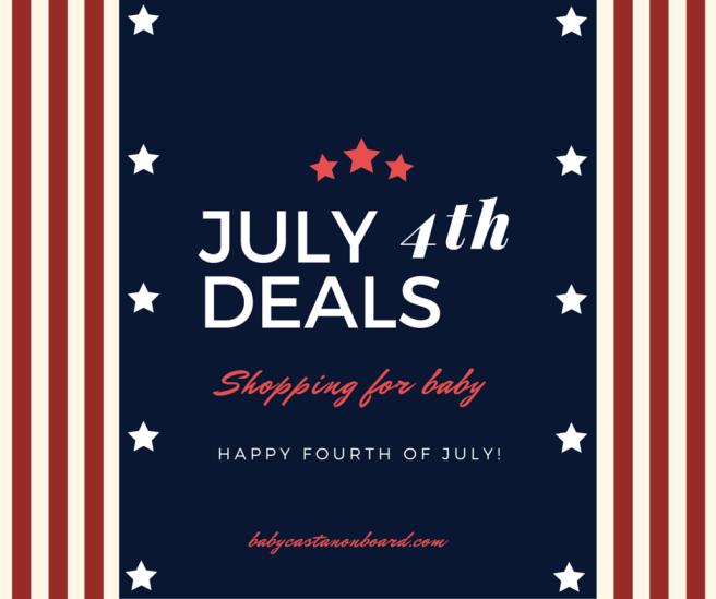 July 4th Deals
